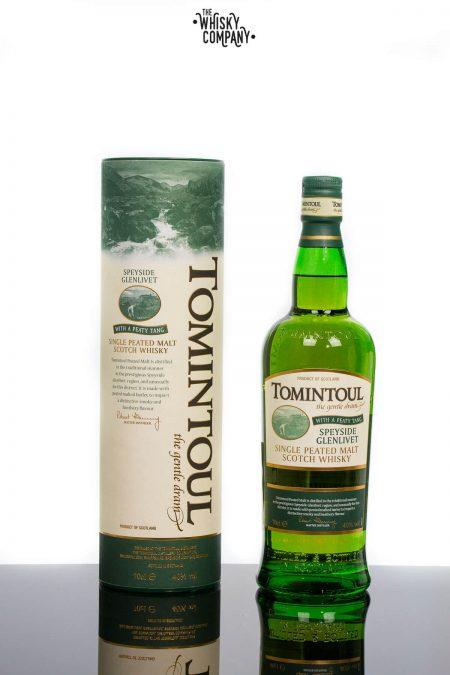 Tomintoul Peaty Tang Speyside Single Malt Scotch Whisky (700ml)