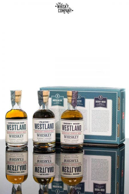 Westland Distillery Core Range Single Malt Collection