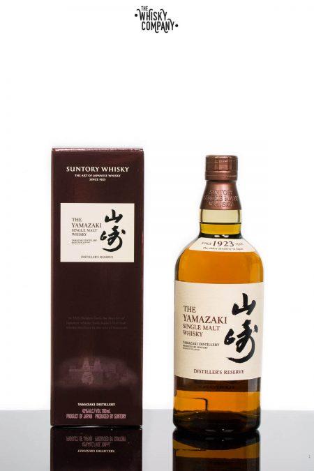 Yamazaki Distillers Reserve Japanese Single Malt Whisky (700ml)