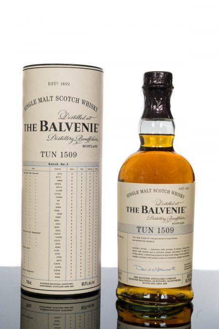 The Balvenie Tun 1509 Batch 2 Speyside Single Malt Scotch Whisky (700ml)