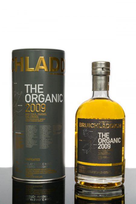 Bruichladdich 2009 The Organic Single Malt Scotch Whisky (700ml)