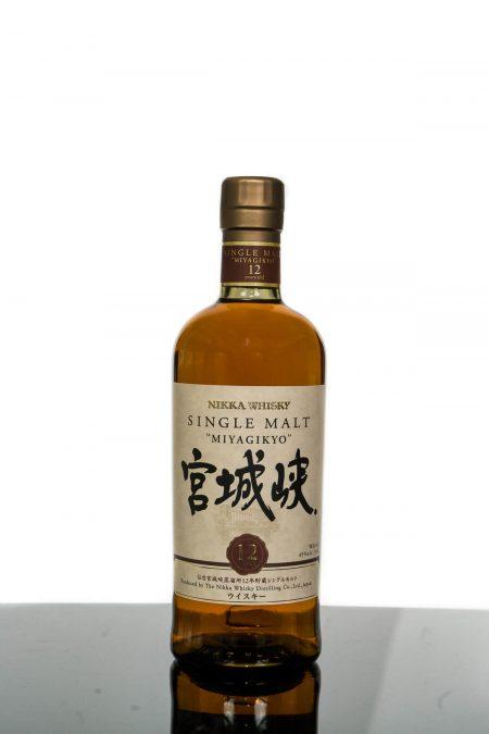 Nikka Miyagikyo Aged 12 Years Old Japanese Single Malt Whisky (700ml)