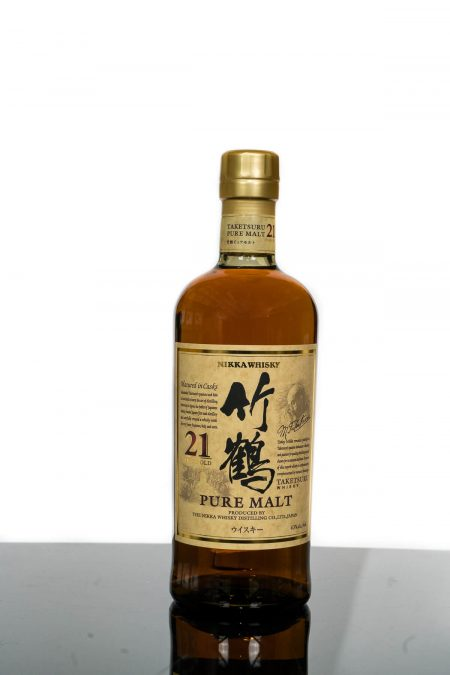 Nikka Taketsuru 21 Years Old Pure Malt Japanese Blended Whisky (700ml)