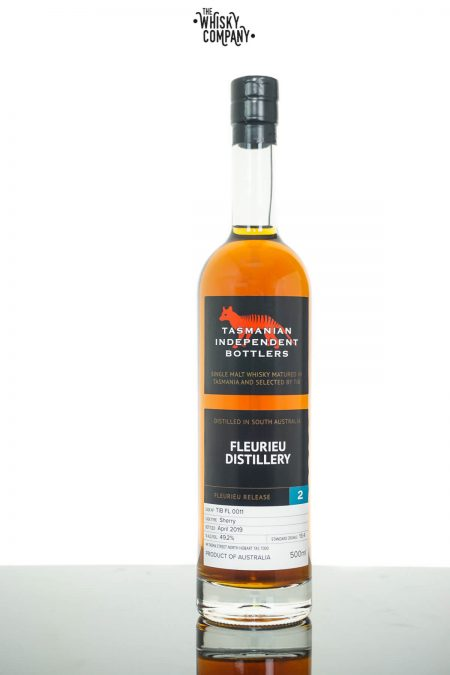 TIB Fleurieu Distillery Release 2 Australian Single Malt Whisky (500ml)