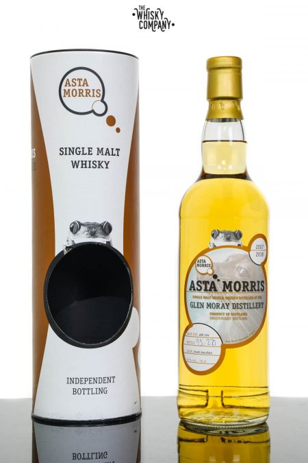 Glen Moray 2007 Aged 11 Years Single Malt Scotch Whisky - Asta Morris (700ml)