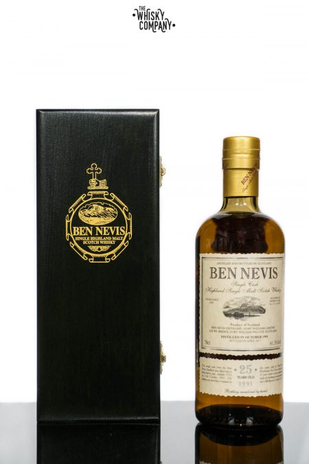 Ben Nevis 1991 25 Years Old Highland Single Malt Scotch Whisky (700ml)