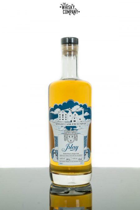 Creative Whisky Co. Islay Cask No. 015 Single Cask Scotch Whisky (700ml)