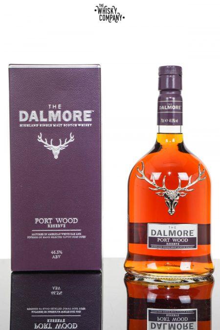 The Dalmore Port Wood Reserve Highland Single Malt Scotch Whisky (700ml)