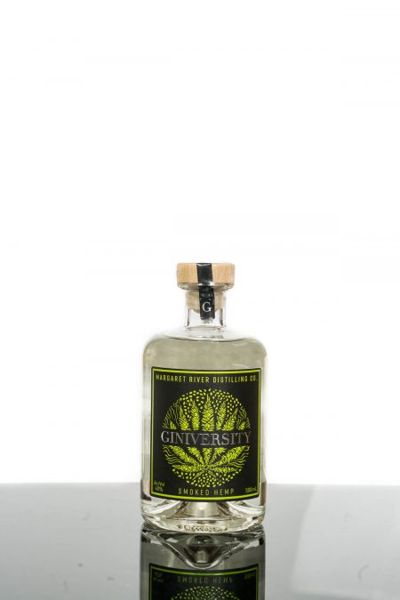 Giniversity Smoked Hemp Australian Gin (500ml)