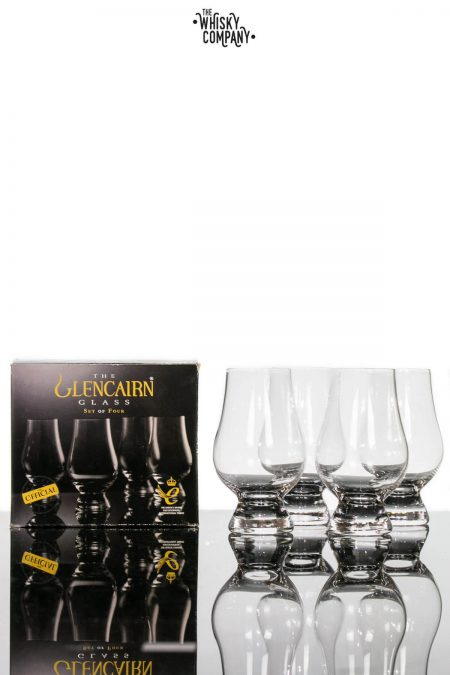 Glencairn Crystal 'Whisky Tasting' Glass - 4 Glass Purchase