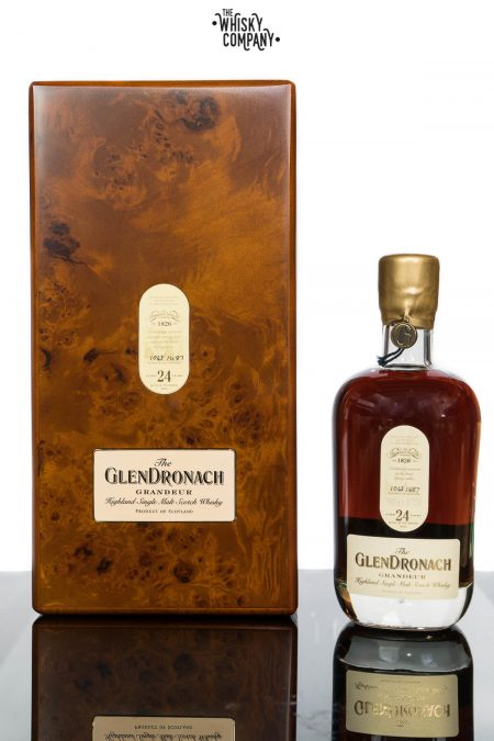 GlenDronach 24 Years Old Grandeur Batch 9 Single Malt Scotch Whisky (700ml)