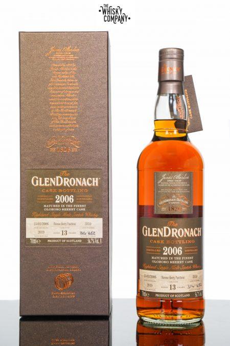GlenDronach 2006 Aged 13 Years Single Malt Scotch Whisky - Cask 3359 (700ml)