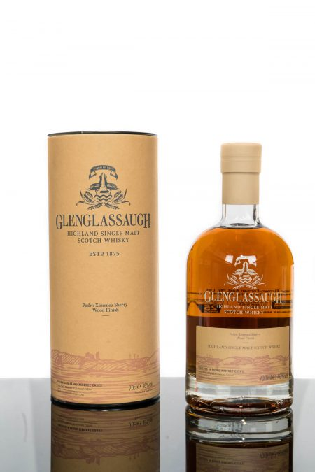 Glenglassaugh Pedro Ximenez Sherry Wood Finish Highland Single Malt Scotch Whisky (700ml)
