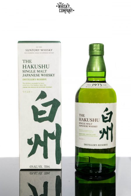 Hakushu Distillers Reserve Japanese Single Malt Whisky (700ml)