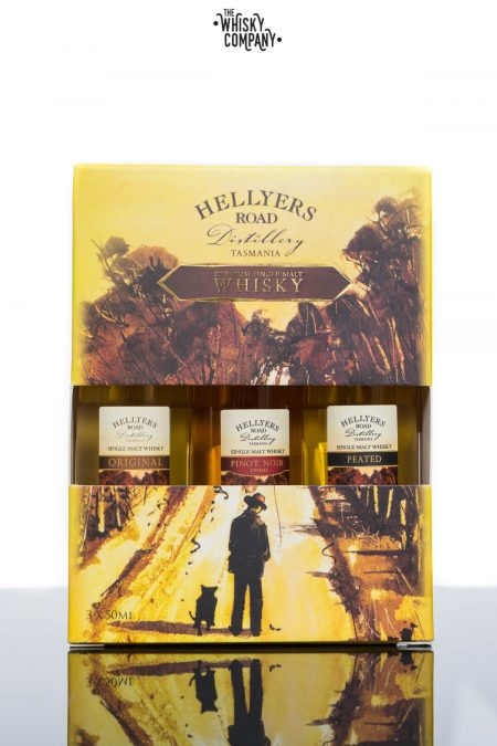 Hellyers Road Whisky Trio Gift Pack (3 x 50ml)