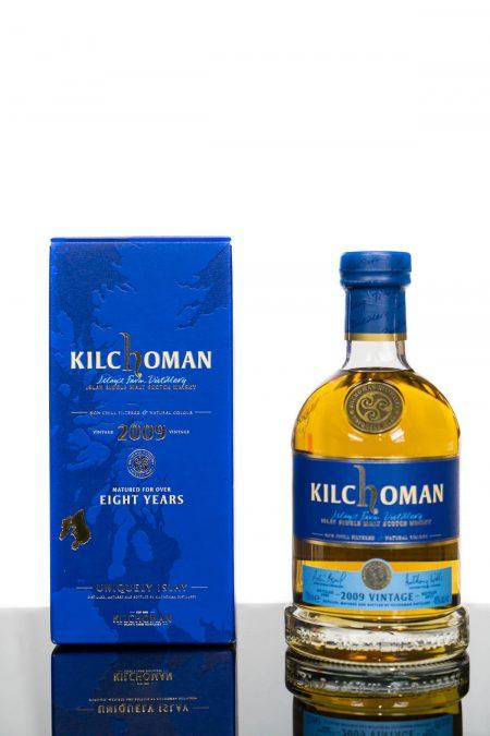 Kilchoman 2009 Vintage Islay Single Malt Scotch Whisky (700ml)