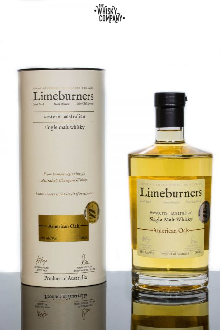 Limeburners American Oak Australian Single Malt Whisky (700ml)