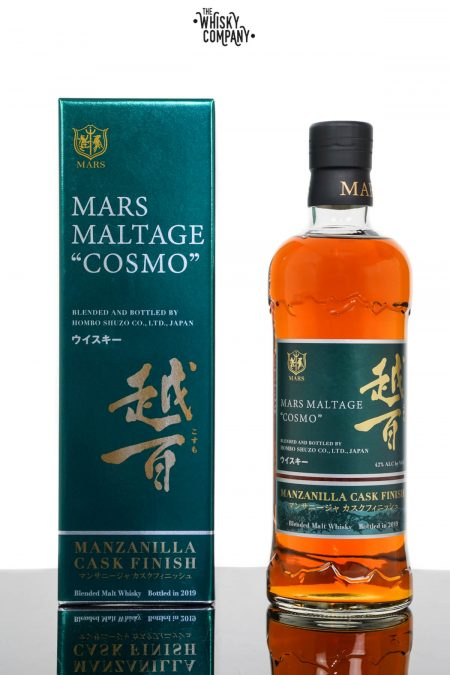 Mars Maltage Cosmo Manzanilla Cask Finish Japanese Blended Whisky (700ml)