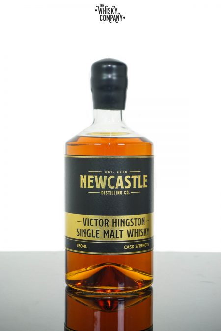 Newcastle Distilling Co. Victor Hingston Australian Single Malt Whisky (750ml)