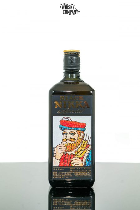 Nikka Black Special Blended Japanese Whisky (700ml)
