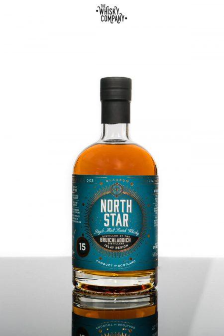 North Star Bruichladdich 15 Year Old Single Malt Scotch Whisky (700ml)