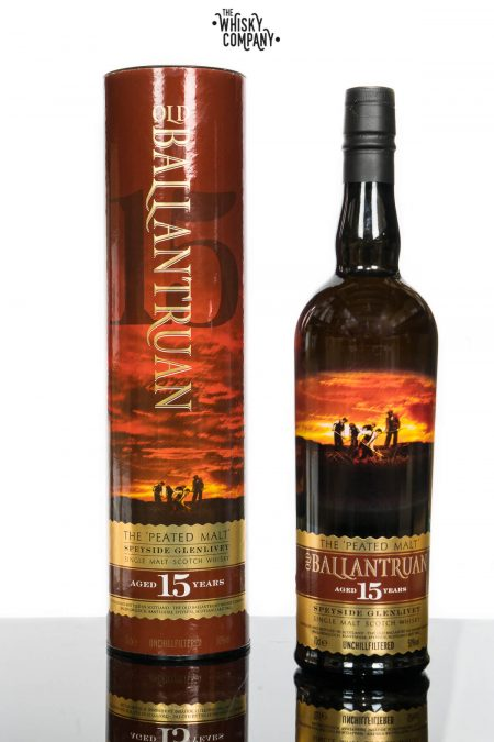Old Ballantruan Aged 15 Years Speyside Single Malt Scotch Whisky (700ml)