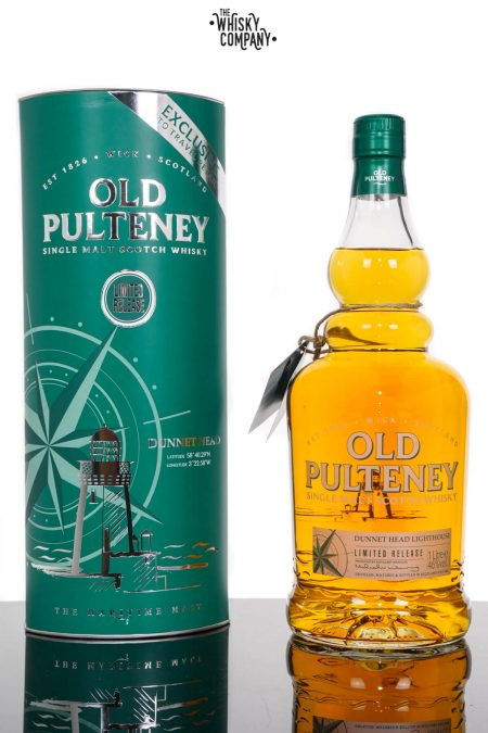 Old Pulteney Dunnet Head Single Malt Scotch Whisky (1000ml)
