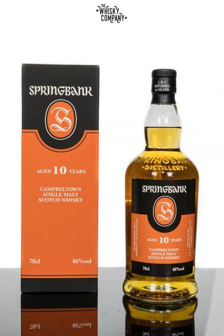 Springbank 10 Years Old Campbeltown Single Malt Scotch Whisky (700ml)