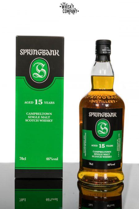 Springbank 15 Years Old Campbeltown Single Malt Scotch Whisky (700ml)