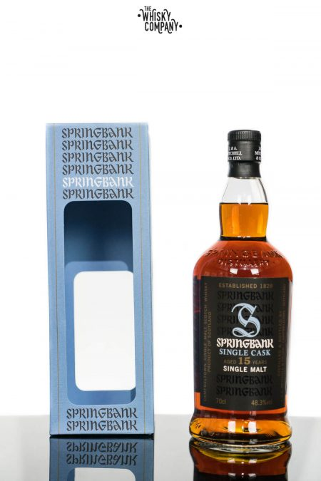 Springbank 15 Years Old Single Cask Campbeltown Single Malt Scotch Whisky (700ml)