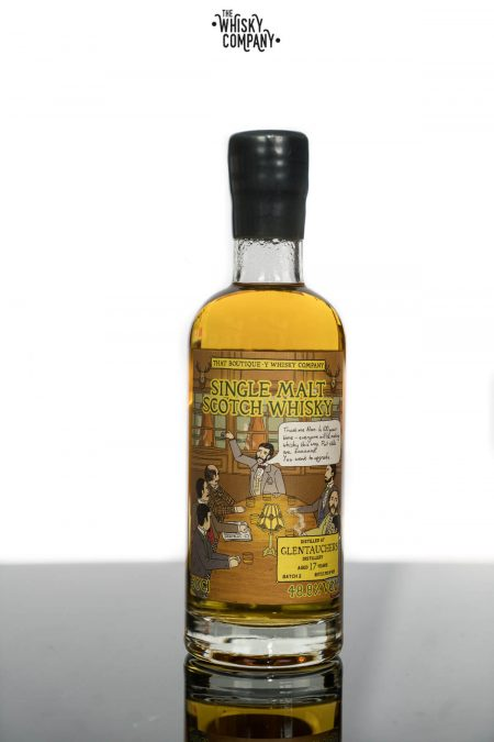 Glentauchers Aged 17 Years Single Malt Scotch Whisky - That Boutique-Y Whisky Company (500ml)