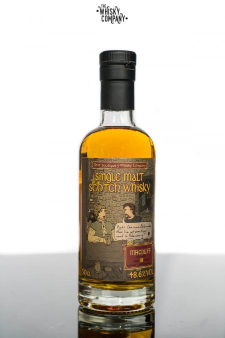 Macduff Aged 18 Years Single Malt Scotch Whisky Batch 3- That Boutique-Y Whisky Company (500ml)