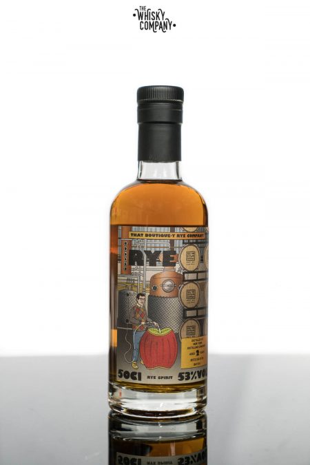 New York Distilling Company Rye Batch 3 - That Boutique-Y Whisky Company (500ml)