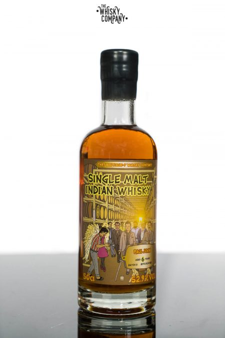 Paul John Single Malt Indian Whisky Batch 3 - That Boutique-Y Whisky Company (500ml)