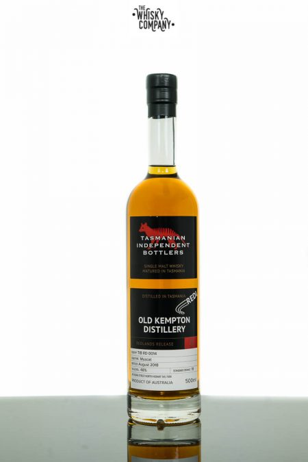 TIB Old Kempton Distillery Cask TIB RD 0014 Australian Single Malt Whisky (500ml)