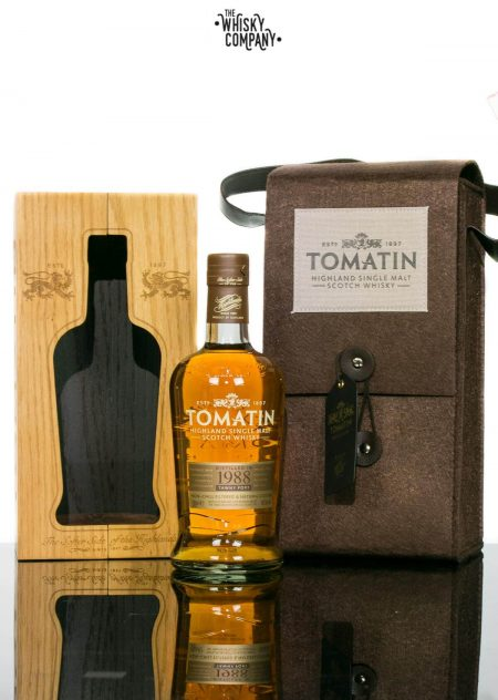 Tomatin 1988 Vintage 27 Years Old Batch 3 Highland Single Malt Scotch Whisky (700ml)
