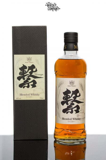 Mars Tsunagu Limited Edition Japanese Blended Malt Whisky