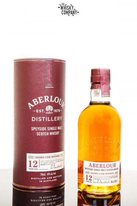 Aberlour 12 Years Old Speyside Single Malt Scotch Whisky (700ml)