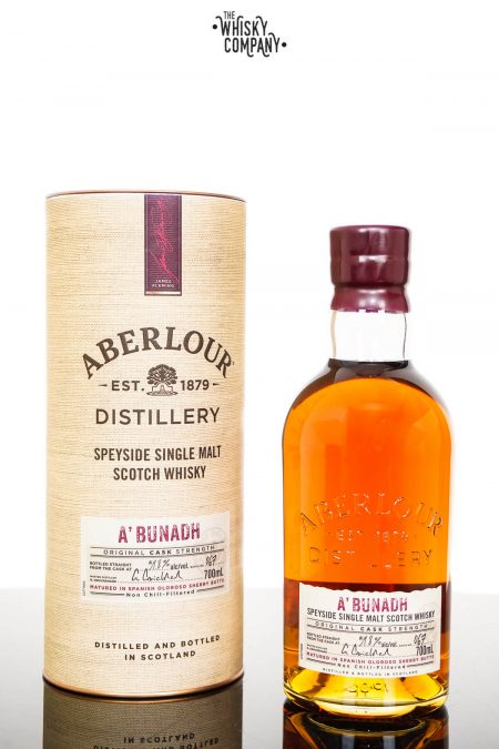 Aberlour A'Bunadh Speyside Single Malt Scotch Whisky (700ml)