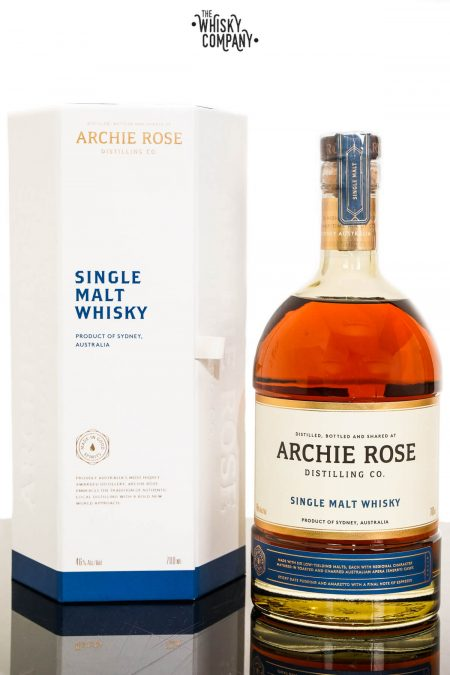 Archie Rose Australian Single Malt Whisky Batch Four (700ml)