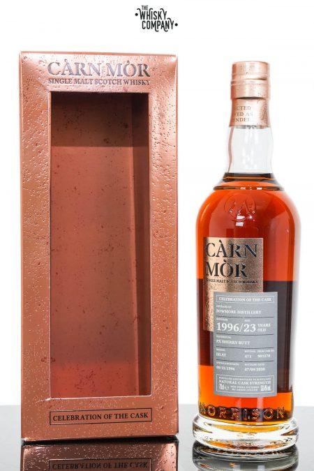 Bowmore 1996 Aged 23 Years Single Malt Scotch Whisky - Càrn Mòr Celebration of The Cask (700ml)