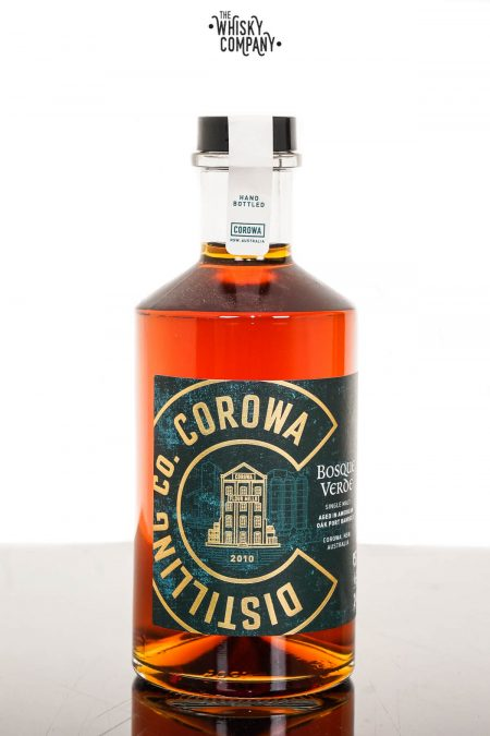 Corowa Distilling Bosque Verde 63.1% Australian Single Malt Whisky (700ml)