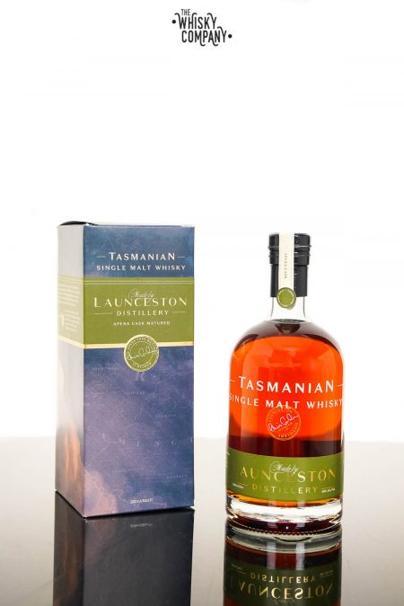 Launceston Apera Cask Matured Tasmanian Single Malt Whisky (500ml)