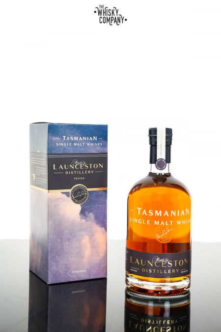 Launceston Peated Tasmanian Single Malt Whisky - Batch H17-16 (500ml)
