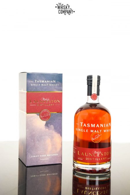Launceston Tawny Cask Matured Tasmanian Single Malt Whisky (500ml)