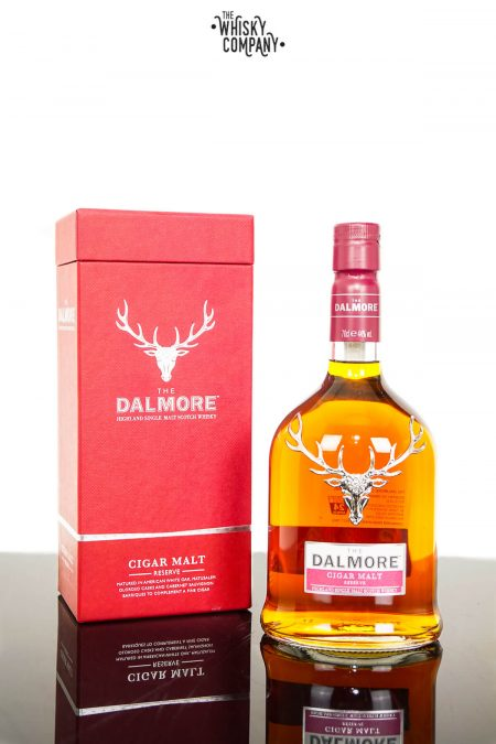 The Dalmore Cigar Malt Highland Single Malt Scotch Whisky (700ml)