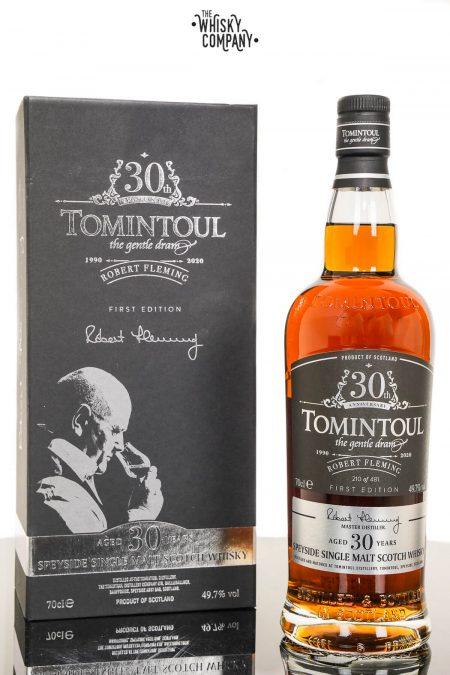 Tomintoul Robert Fleming Aged 30 Years Speyside Single Malt Scotch Whisky (700ml)