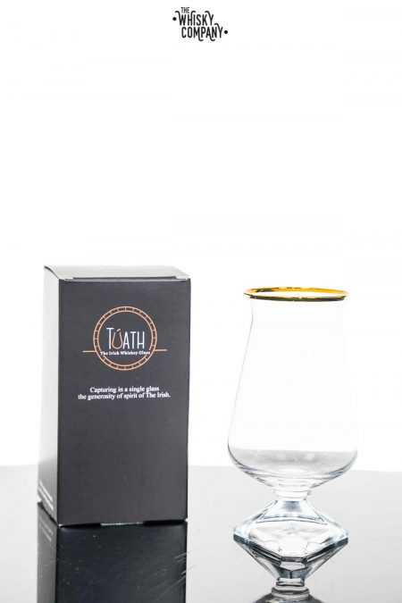 Tuath Irish Whiskey Glass - Gold