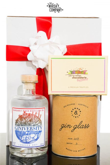 Valentines Day Gin Gift Box