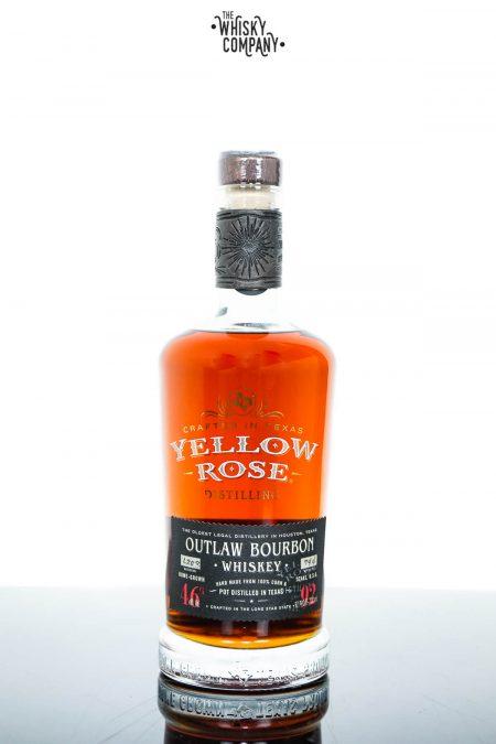 Yellow Rose Outlaw Texas Bourbon Whiskey (700ml)